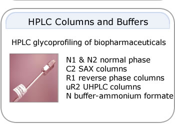 HPLC Columns and Buffers