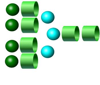 NA4 2-AA glycan