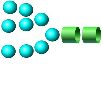 Man-9 procainamide glycan