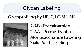 Glycan Labeling Category badge